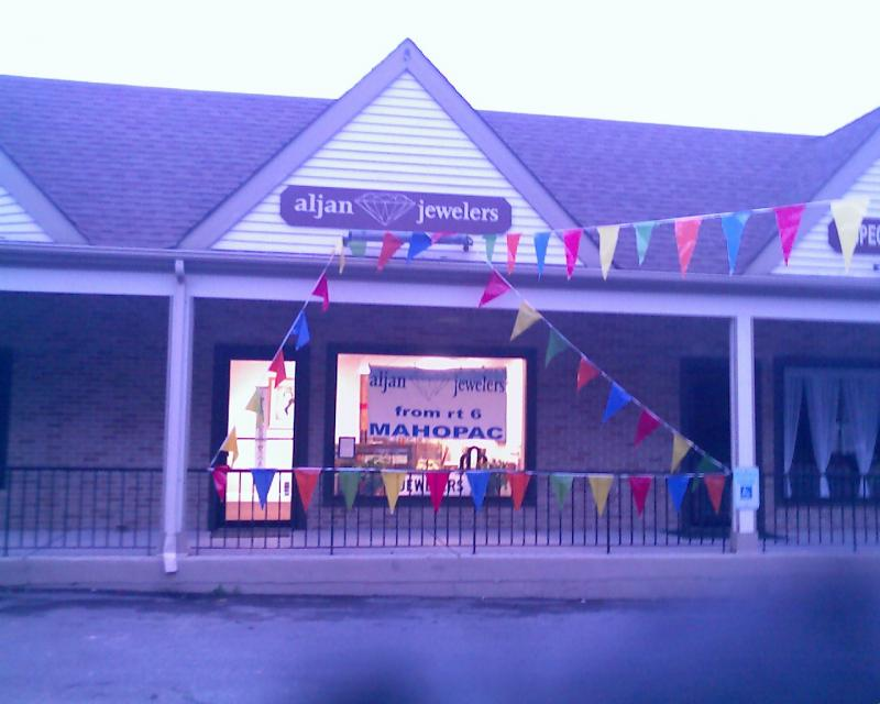 Store Front view from Miller Road